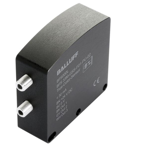 BFS 33M-GSS-F01-PU-02 Balluff Color Sensor on
