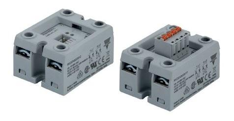 RK Series SSR's | Carlo Gavazzi Distributor | Solid State Relays on