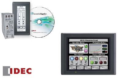 IDEC HG Series HMI Operator Interface