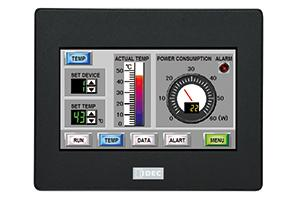 "IDEC 4.3"" HMI Touchscreen"