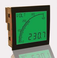 Trumeter Advanced Panel Meter Voltage Meter